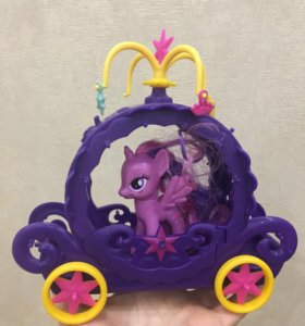 My little pony Карета для Твайлайт Спаркл