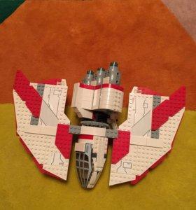 Лего 7931 шатлл джедаев