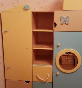 Мебель в детскую комнату до 12 лет