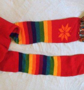 Новый шарф Непал