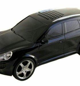 Портативная аудио колонка Porsche Cayenne