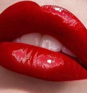Объемное моделирование губ обучение