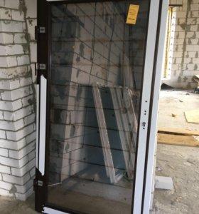 Дверь ПВХ 2017-1080 волгоград