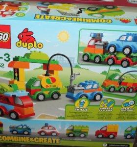 Lego 10552 и 10517 б/у