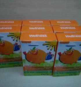 Витамины wellness kids