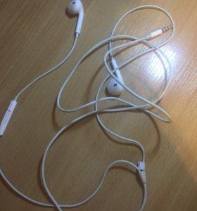 Наушники от айфона