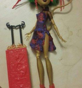 Кукла Монстр Хай. Дженифаер.