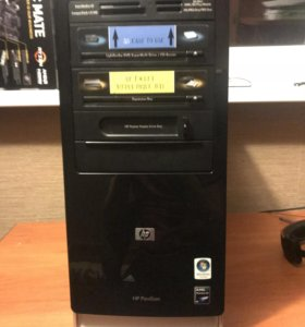 Системный блок HP a6000