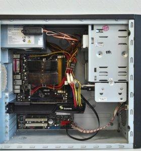 Системник на базе AMD