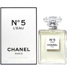 Chanel №5 L'eau 100 ml.