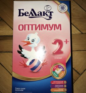 Беллакт  молочная смесь 2 с 6 мес