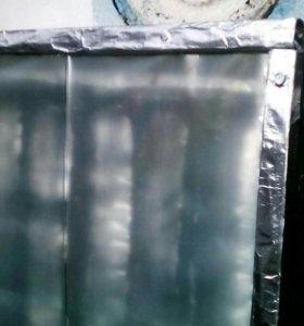 Солнечный коллектор 1 м.кв