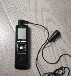 Цифровой диктофон Ritmix
