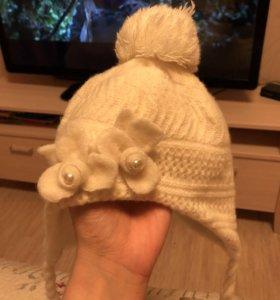 Детская шапка на год