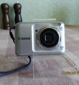 Фотокамера Canon A800