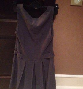 школьная форма новая платье на девочку р 42 (S)