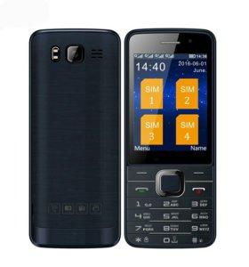 Servo V9500 4 сим-карты GPRS MP3 две камеры.