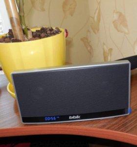 BBK BTA115 Колонка портативная новая в коробке