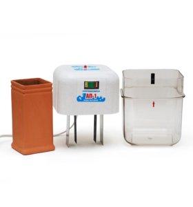 Аппарат для получения живой и мертвой воды