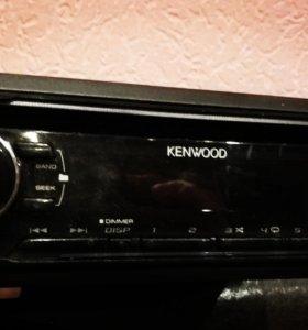 Магнитола Kenwood 2016