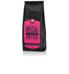 Натуральный кофе в зёрнах Special