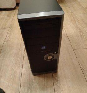 Компьютер на процессоре Intel Core 2 Duo E8500