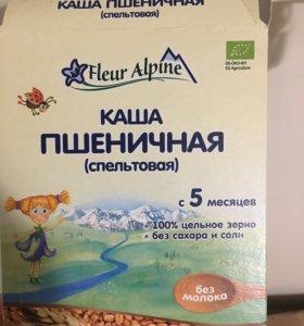 Каша безмолочная флюр альпин