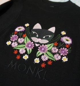 """Свитшот шведского бренда """"Monki"""""""