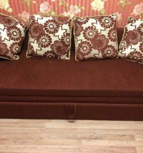 Функциональный диван кровать