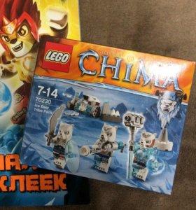 Набор лего Chima (+ обмен)