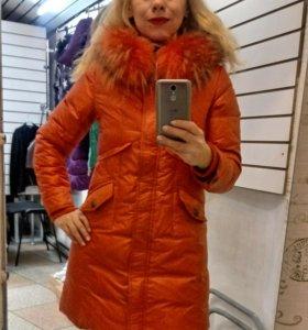 Новая куртка 42-44 р