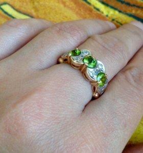 Золотое кольцо 5,7 гр