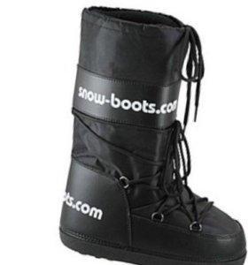 Мужские луноходы от  Moon-boots