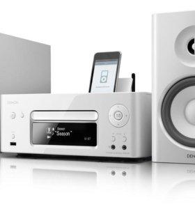 Hi - Fi стереосистема с шикарным звуком в упаковке