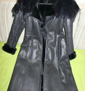 Дубленка Punto Leather and Fur