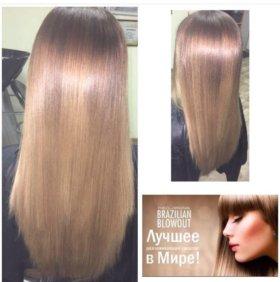 Кератиновое выпрямление волос, опыт 6 лет