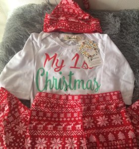Детский новогодний костюм ☃️