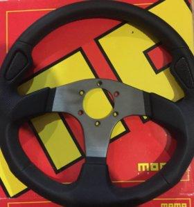 Руль спортивный Momo JET.