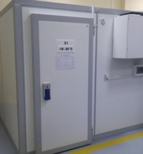 Камера холодильного назначения с агрегатом