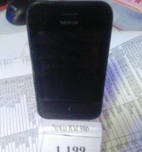 Nokia rm 986