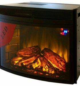 Электрокамин  Panoramic intel flame 33 LED звук