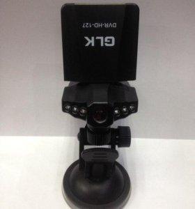 Автомобильный видеорегистратор GLK DVR HD-127