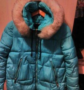 Продаю куртку зима весна в хорошем состояние