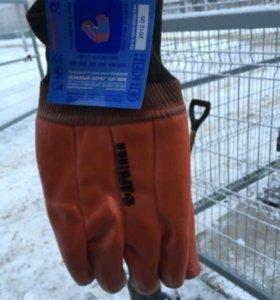 Перчатки Арктика утепл., манжета-резинка