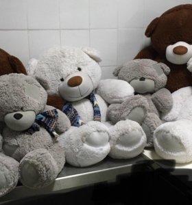 Плюшевые медведи б/у