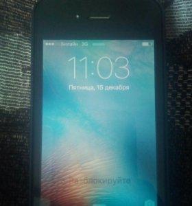 Iphone 4s 8gb обмен