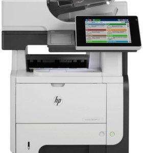 МФУ HP LASERJET MFP 500 M525DN