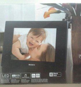 Фото рамка цифровая Sony