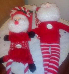 Игрушка Санта-Клаус