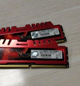 Оперативная память DDR3 16 Гб